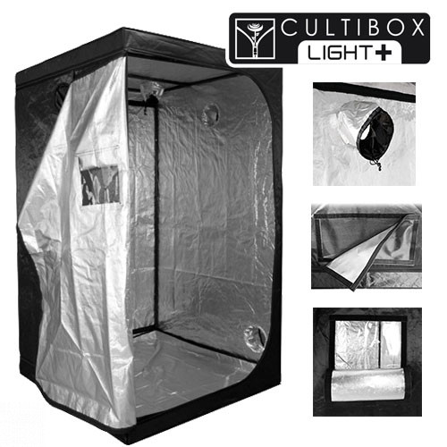 ARMARIO CULTIBOX LIGHT + 120x120x200